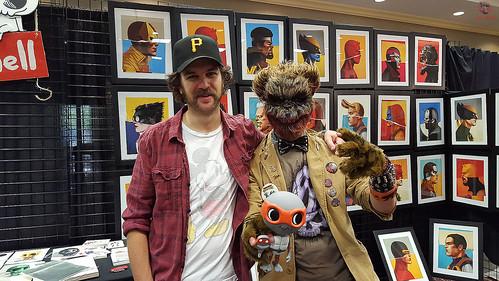"MondoCon 2015 :: Tokka - ""FEAR BEAR"" meets MIKE MITCHELL"