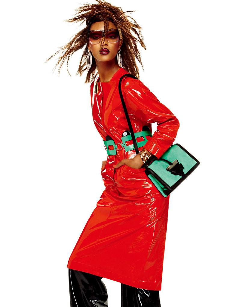 Джордан Данн — Фотосессия для «Vogue» JP 2015 – 2