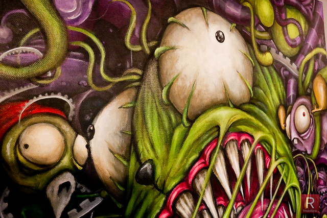 Reno Art Works present Deep Dark Delicious - Group Art Show