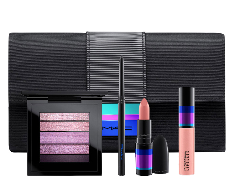 HOLIDAY 2015 Exclusive Bags Enchanted Eve Lip Eye Bag Pink MSO_72