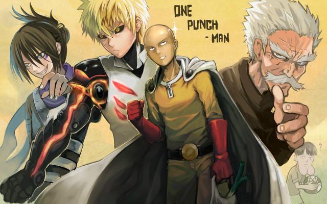 5 motivos para ver One Punch Man