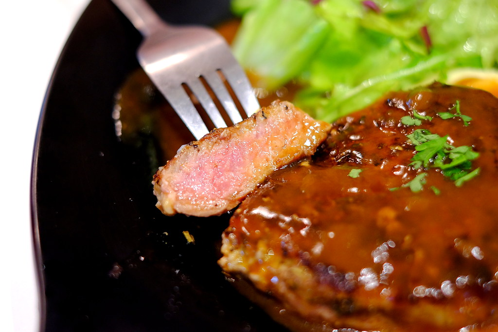 Halal Cafes in the East: Cookwerx by Chef Taj's Sirloin Steak