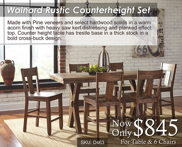 Walnord Dining Set