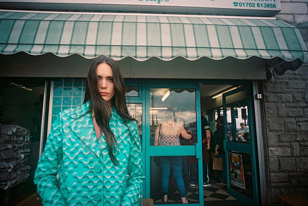 Стэйси Мартин — Фотосессия для «So it Goes» 2015 – 2