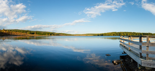 nikon d610 panoramic panorama landscape waterscape sky clouds water turtlepond pond lake newhampshirenhlee filters leefilters usa america tscolors