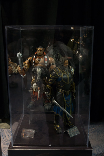 Warcraft movie merchandise
