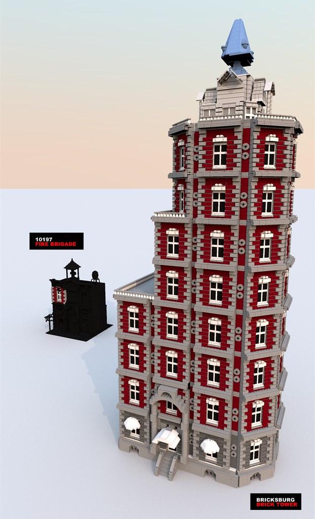 brick tower updated