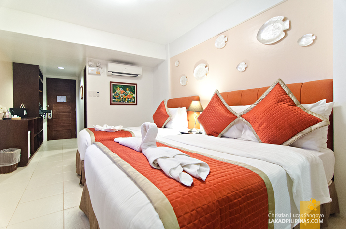 White House Boracay Deluxe Room