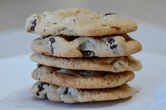 (#23) Homemade Chocolate Chip Cookies