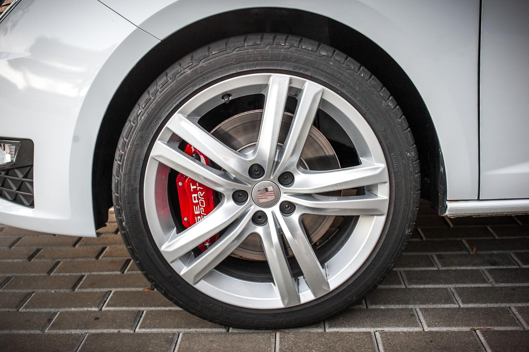 Колеса SEAT Ibiza Cupra
