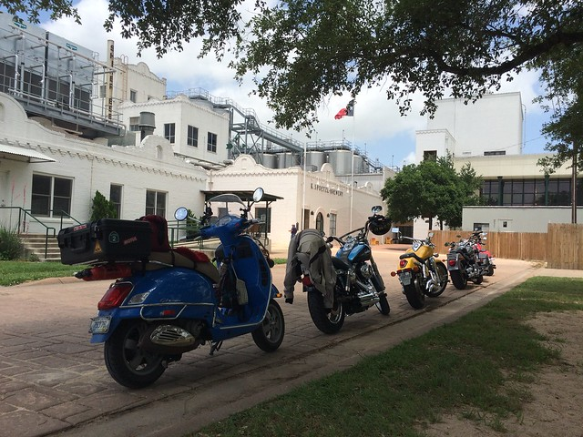 Texas Forever Part 2: Bikes, Buddies, Brisket, and Books. April 18 - May 14, 2015.