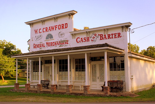 W.C. Crawford General Store - Williston, TN