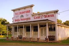 W.C. Crawford General Store - Williston, TN