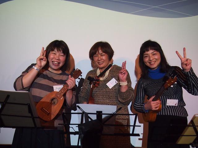 【OUS特別企画】応援演奏会&忘年会2015.12.26_11