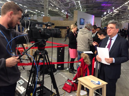 NS at COP21