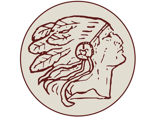 Первый логотип Skoda