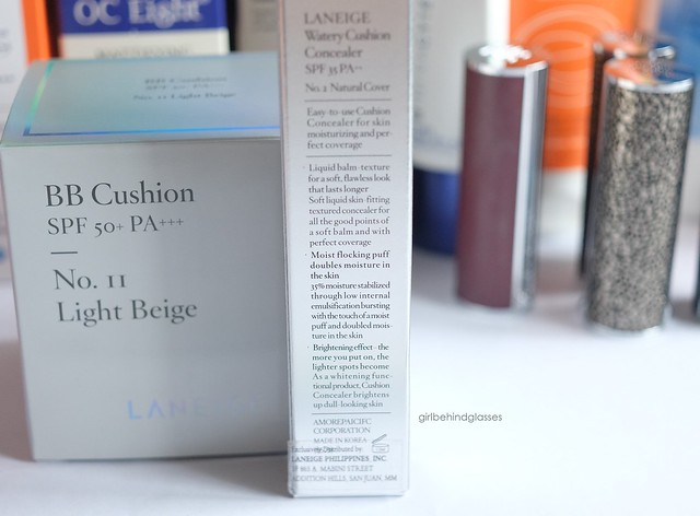 Laneige Watery Cushion Concealer2