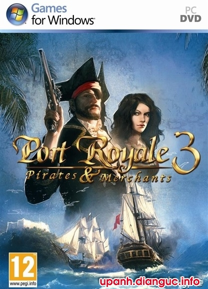 Download Game Port Royale 3: Pirates & Merchants full Fshare