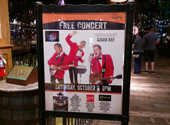 October 2016 - Sugar Ray at Bass Pro Memphis