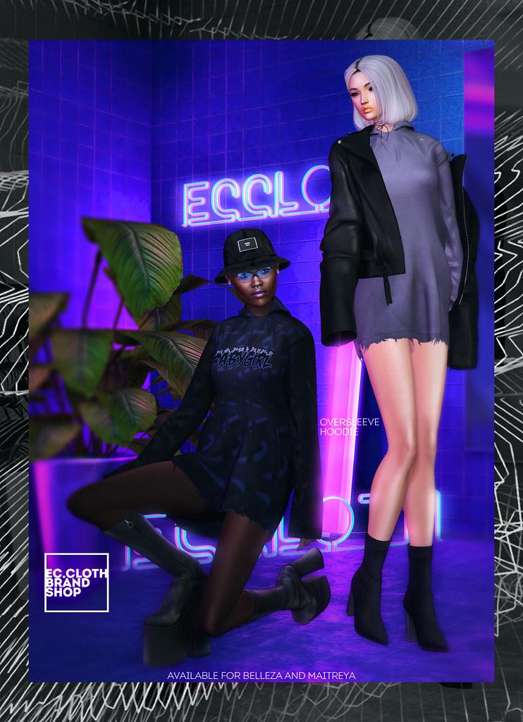 Ec.cloth @ Cosmopolitan 12/16 - SecondLifeHub.com