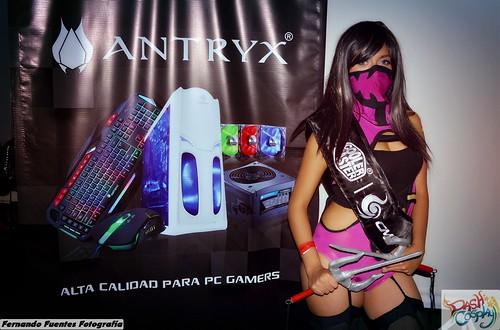Anfitrionas Cosplayers Peruanas