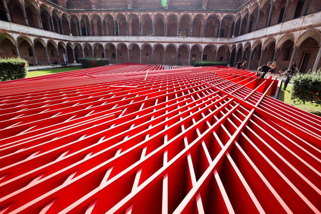 University of Milan, 2015.