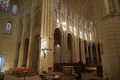 2016-10-24 10-30 Burgund 632 La-Charité-sur-Loire, Notre-Dame de La Charité