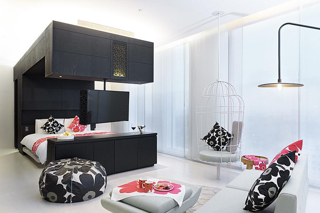 【台南老爺行旅x Marimekko】Enjoy Mari Suite品味套房(2)