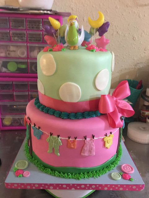Cake by Sele's Cakes