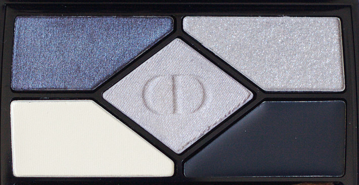 Diorshow 5 couleurs designer palette review