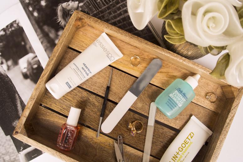 manicure routine
