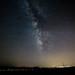 Milky Way Galaxy over Nogales, Arizona by Lovelight Photo