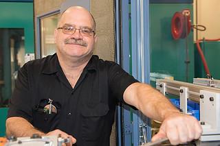 West point Mint Mechanic Scott Lacourse