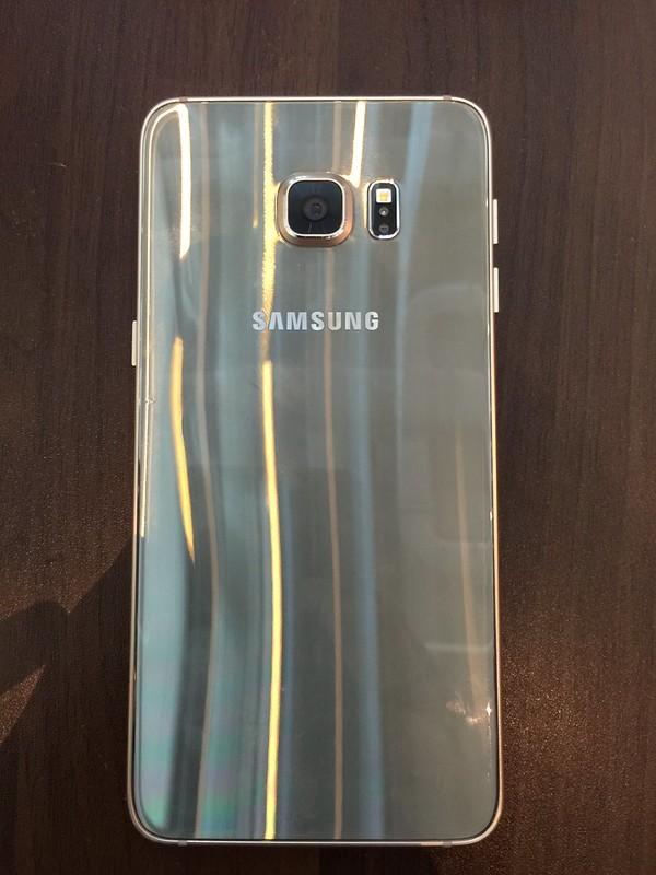Samsung Galaxy S6 edge+ - Back