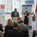Minister Coteau Tours AC - Parapan Announcement
