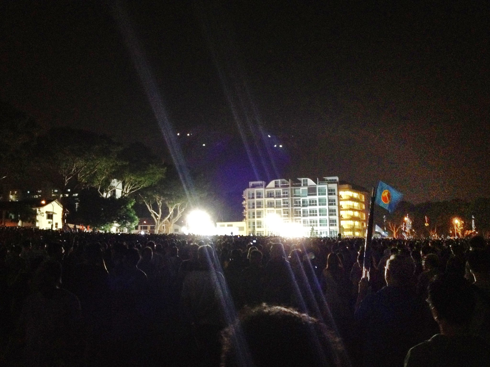 Singapore General Elections 2015: Workers Party Rally in Hougang