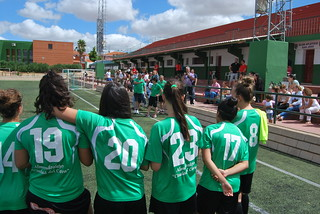 Presentación Extremadura Femenino CF