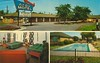 Bel-Aire Motel - Niagara Falls, New York by The Cardboard America Archives