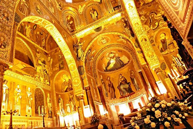 Cappella Palatina (Palermo, Sicily)