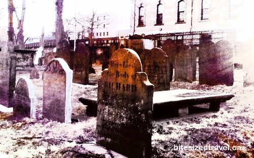 Halifax Old Burying Ground