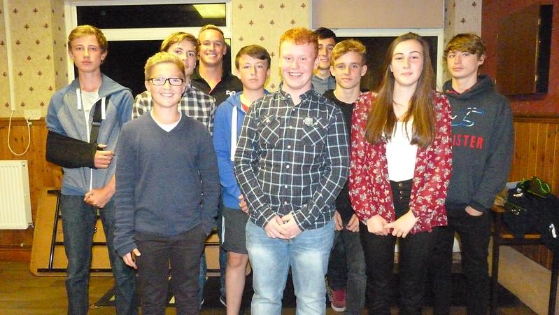 Under 16s Team 2015