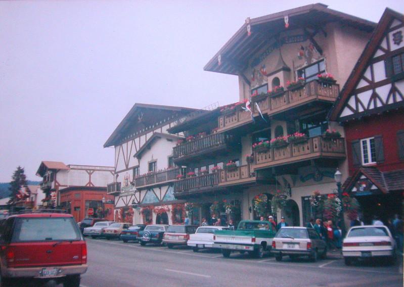 Front Street, Leavenworth