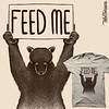 #feedmebear - T-shirts, Art Prints, iPhone cases and more at my @Society6 Store, check it out: https://goo.gl/dBw6lY Hey everybody! Please visit my FB Page http://goo.gl/xdHT68 and my Tumblr http://goo.gl/tCTaJ8 Thanks! #tobefonseca #tobiasfonseca #tshirt