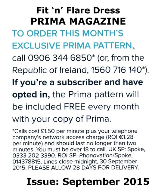 Prima Magazine - Pattern, September 2015 (04)