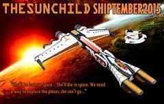 The Sunchild - Shiptember 2015