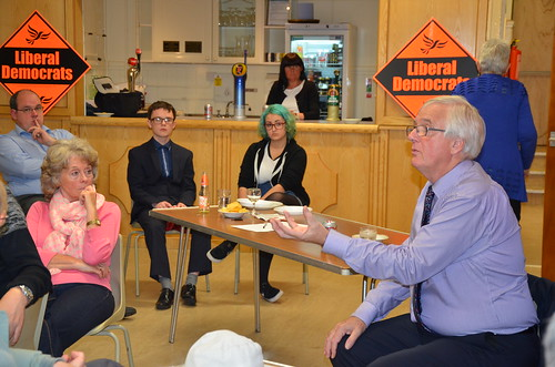 Pizza and Politics Gateshead Lib Dems Oct 15 (20)