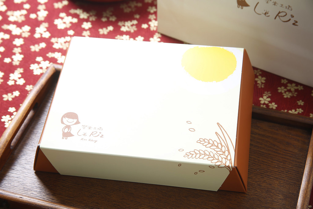 雲林樂米工坊中秋伴手禮禮盒,米+鳳梨酥的好味道讓台灣2300萬人都驚呆了 (2)