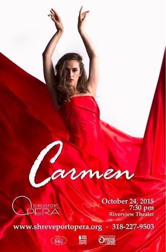 Shreveport Opera: Carmen