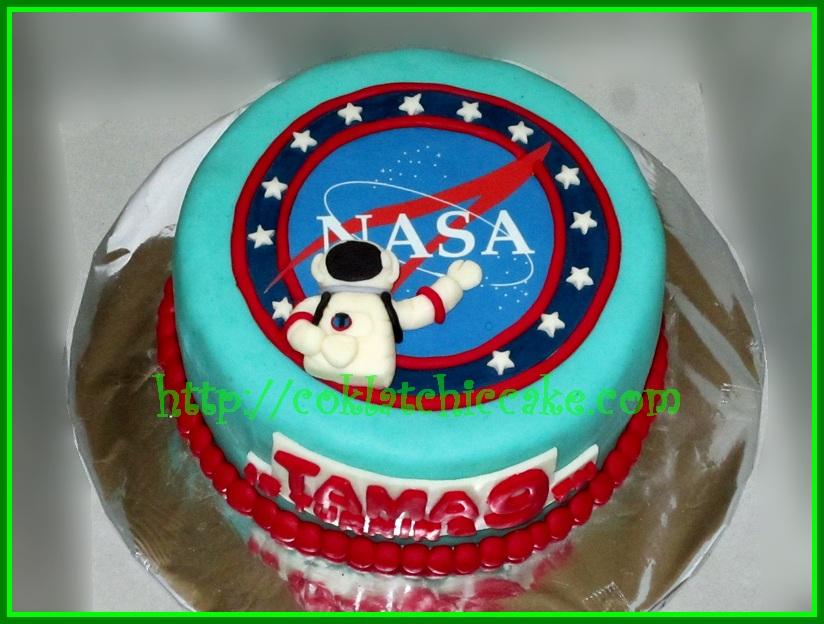 Cake Nasa