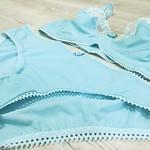 Mint Milliskin Marlborough & Watson Bikini